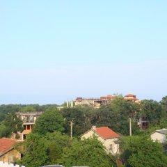 Апартаменты Apartment Petev in Alen Mak Генерал-Кантраджиево балкон