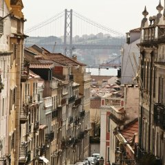 Отель Memmo Principe Real Лиссабон приотельная территория