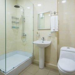 Отель 14th Floor Hotel Армения, Ереван - 3 отзыва об отеле, цены и фото номеров - забронировать отель 14th Floor Hotel онлайн ванная фото 2