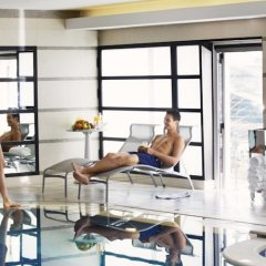 Отель Principe Di Savoia Италия, Милан - 5 отзывов об отеле, цены и фото номеров - забронировать отель Principe Di Savoia онлайн фитнесс-зал фото 3