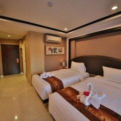Отель New Nordic Marcus 3* Студия с различными типами кроватей фото 3
