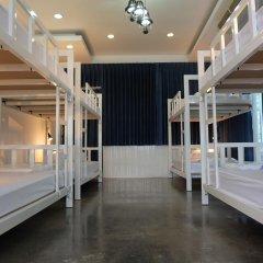 Отель Marina Boat House 2* Кровать в мужском общем номере с двухъярусной кроватью фото 3