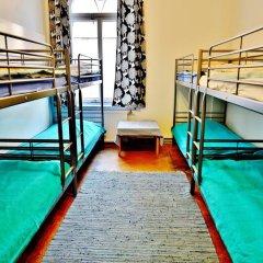 Hostel Diana Park Кровать в общем номере с двухъярусной кроватью фото 5