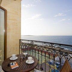Отель Ascot By The Sea Буджибба балкон