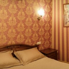Hotel Day and Night on Profsoyuznoy Люкс с различными типами кроватей фото 6