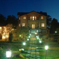 Гостиница Вишневый Сад вид на фасад фото 3
