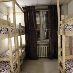 Хостел Origin Кровать в общем номере с двухъярусной кроватью фото 6