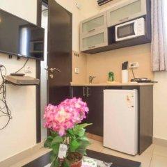 Nahalat Yehuda Residence 3* Студия с различными типами кроватей фото 43