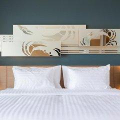 Отель AVA Sea Resort 4* Улучшенный номер с различными типами кроватей фото 5