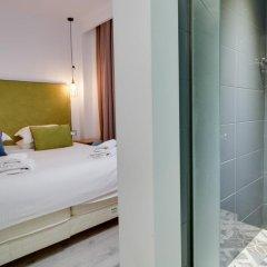Отель Blue Bottle Boutique Hotel Греция, Салоники - отзывы, цены и фото номеров - забронировать отель Blue Bottle Boutique Hotel онлайн ванная
