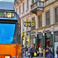 Hotel Rio Милан городской автобус