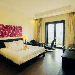 Отель Thanh Binh Riverside Hoi An 4* Номер Делюкс с различными типами кроватей фото 6