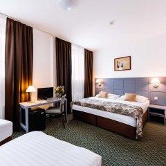 Central Hotel Prague 3* Улучшенный номер