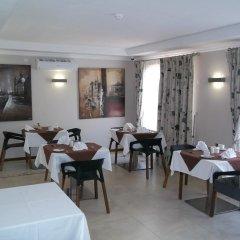 Отель Regent Lodge Габороне питание
