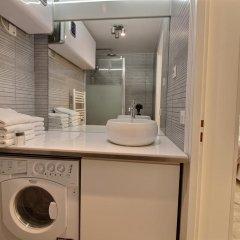 Отель Relais du Temple Франция, Париж - отзывы, цены и фото номеров - забронировать отель Relais du Temple онлайн ванная
