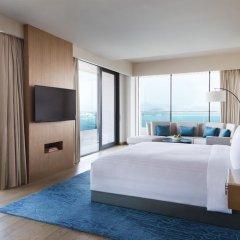 JW Marriott Hotel Sanya Dadonghai Bay 5* Люкс с различными типами кроватей фото 5