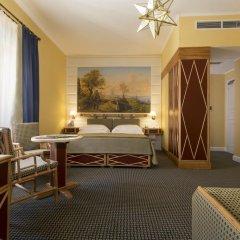 Hotel Victoria 4* Стандартный номер с различными типами кроватей фото 13