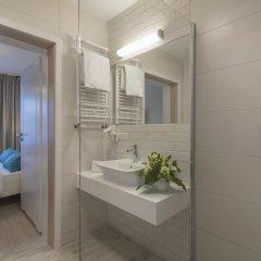 Отель Villa Angela Польша, Гданьск - 1 отзыв об отеле, цены и фото номеров - забронировать отель Villa Angela онлайн ванная фото 2