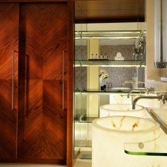 Отель Jumeirah Frankfurt 5* Люкс с различными типами кроватей фото 3