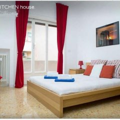 Отель The Red Kitchen House балкон