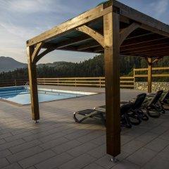 Отель Apartamentos Baolafuente бассейн