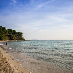 Отель Koviou Holiday Village пляж