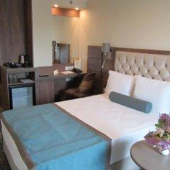 Отель Interhotel Cherno More 4* Стандартный номер с различными типами кроватей фото 2