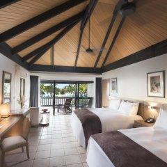 DoubleTree Resort by Hilton Hotel Fiji - Sonaisali Island 4* Стандартный номер с различными типами кроватей фото 2