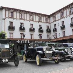 Отель Hostal Ayestaran I Испания, Ульцама - отзывы, цены и фото номеров - забронировать отель Hostal Ayestaran I онлайн парковка