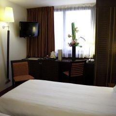 Отель Hôtel Concorde Montparnasse 4* Классический номер с различными типами кроватей фото 3