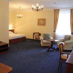 Отель Parkhotel Richmond 4* Номер Делюкс фото 2