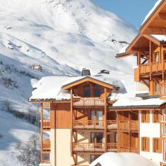 Отель Le Chalet du Mont Vallon Spa Resort пляж