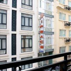 Hanh Chuong Hotel Номер Делюкс с двуспальной кроватью фото 7