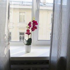 Мини-Отель Идеал Стандартный номер с разными типами кроватей фото 42