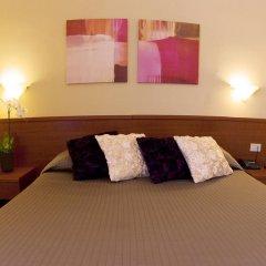 Hotel Cervia Стандартный номер с двуспальной кроватью (общая ванная комната)
