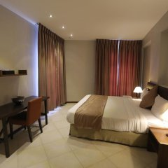 Jabal Amman Hotel (Heritage House) 3* Представительский люкс с различными типами кроватей фото 7