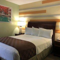 Отель Knights Inn Los Angeles Central / Convention Center Area 2* Стандартный номер с различными типами кроватей фото 3