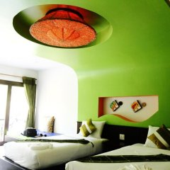 Отель AC 2 Resort 3* Номер Делюкс с различными типами кроватей фото 25