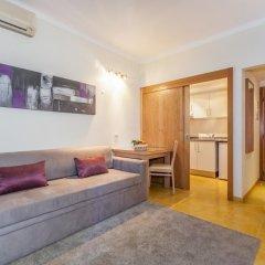 Albufeira Sol Hotel & Spa 4* Студия с различными типами кроватей фото 4