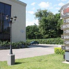 Ресторанно-гостиничный комплекс Надія парковка