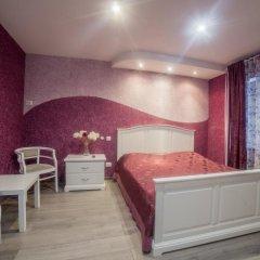 Гостиница Теремок Заволжский Апартаменты разные типы кроватей фото 19