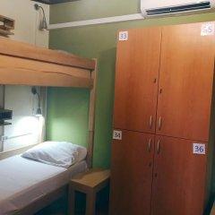 Envoy Hostel Кровать в общем номере с двухъярусной кроватью фото 16