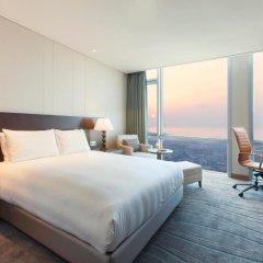 Lotte City Hotel Jeju 4* Стандартный номер с различными типами кроватей фото 3
