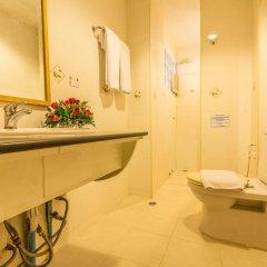 Отель Sams Lodge 2* Улучшенный номер с различными типами кроватей фото 22