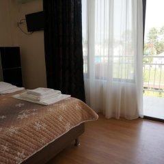 Gageta Hotel Стандартный номер с двуспальной кроватью фото 2