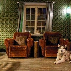 Herangtunet Boutique Hotel с домашними животными