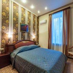 Крон Отель 3* Стандартный номер с двуспальной кроватью фото 8