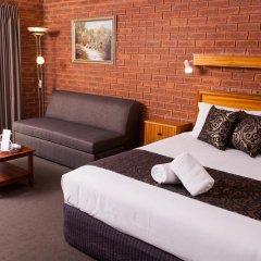 Отель Advance Motel 3* Представительский люкс с различными типами кроватей фото 5