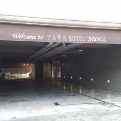 Tara Hotel парковка