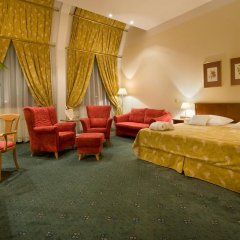 EA Hotel Rokoko 3* Люкс с разными типами кроватей фото 4